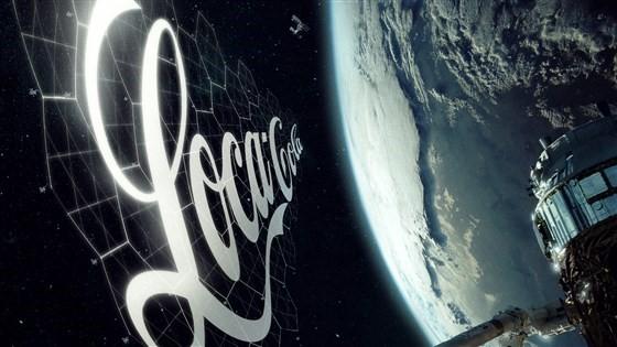 بیلبورد فضایی